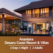 Sun-tastic Getaway 2 Days 1 Night - 2 Adults - Anantara Desaru Coast Resort & Villas