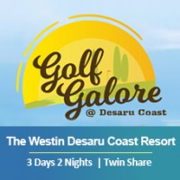 Golf Galore 3 Days 2 Nights - The Westin Desaru Coast Resort - Twin Share